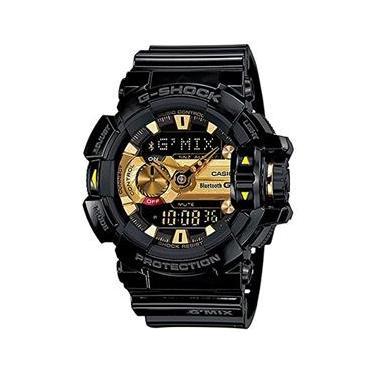 Relógio Casio G-shock G`mix Gba-400-1a9dr Preto