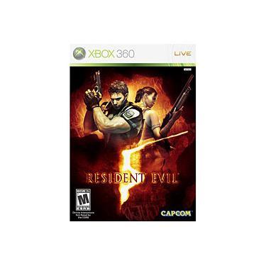 Game Resident Evil 5 - Xbox360