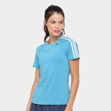 d97c5a0757 Camiseta Adidas D2M 3S Masculina - Feminino