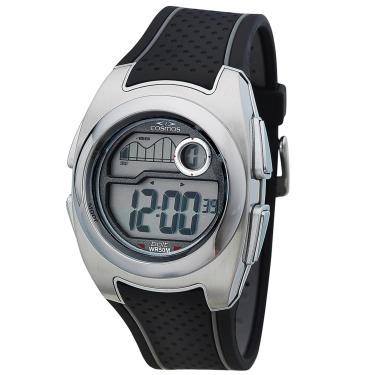 ab5968a6fc5 Relógio Cosmos OS40932Q Preto masculino