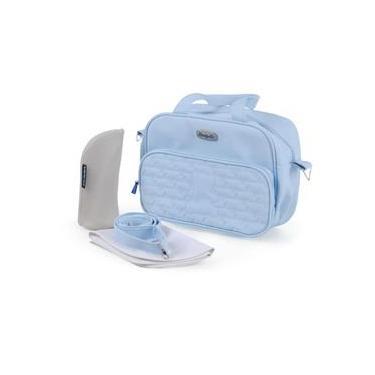 Bolsa Mamma Burigotto M Blue