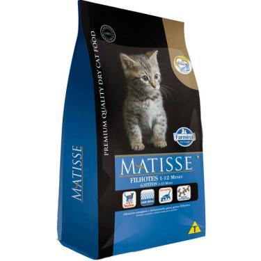 Ração Farmina Matisse para Gatos Filhotes com 1 a 12 Meses de Idade - 7,5 Kg