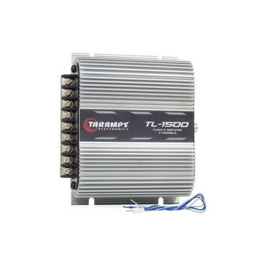 Módulo Amplificador Taramps TL 1500 - 3 Canais - 390 Watts RMS