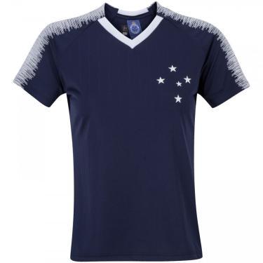 Camiseta do Cruzeiro Really - Feminina Braziline Feminino