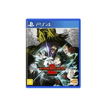 Jogo My Hero One`s Justice 2 - PS4