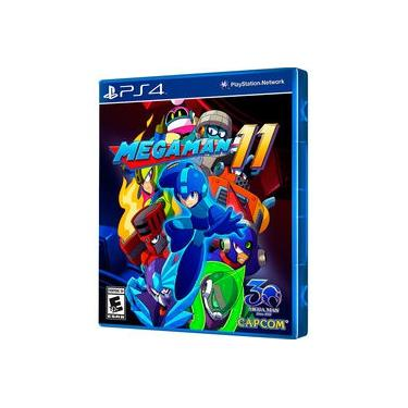 Jogo Mega Man 11 Ps4