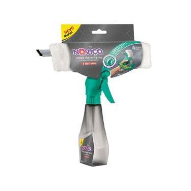 Rodo Mop Limpa Vidro Spray 3 Em 1 Bettanin Noviça