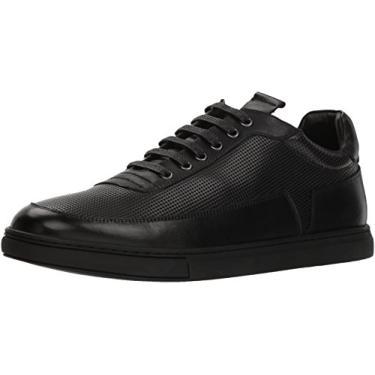 Sapato masculino Schro Oxford da Zanzara, Preto, 12
