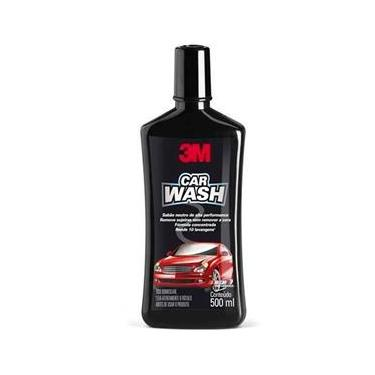 Shampoo Automotivo Car Wash 500ml 3M Brasil