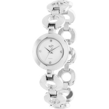 74b025c5277 Relógio Zoot Versalles Prata Branco - ZW10066-SB feminino