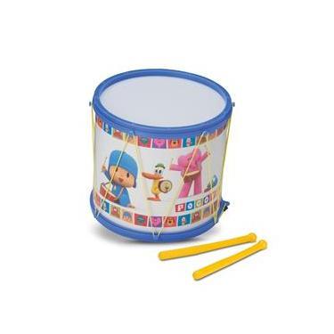 Imagem de Instrumento Tambor Infantil Turma Pocoyo Cardoso Toys