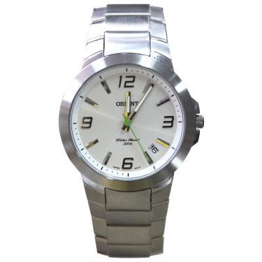 72ef0f0d2d8 Relógio Masculino Orient Analógico Mbss1098 S2sx - Prata