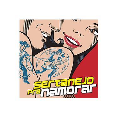 Imagem de CD Sertanejo pra Namorar