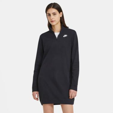 Vestido Nike Sportswear Club Feminino