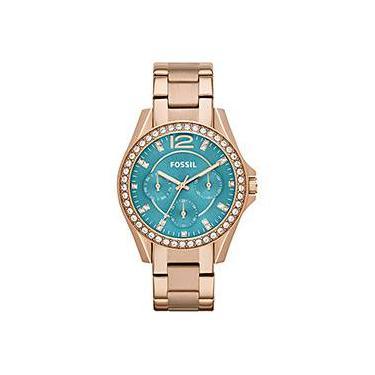 Relógio de Pulso Feminino Fossil   Joalheria   Comparar preço de ... 1c0ecec958