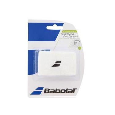 Testeira Babolat Double Line - Branco