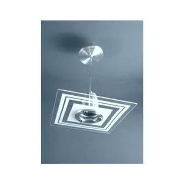 Lustre Vidro Pendente Para Quarto, Sala, Cozinha, Banheiro 154
