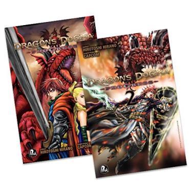 Dragon's Dogma Progress - Volume 1 e 2 - Hirano, Hirotoshi - 7898312961811