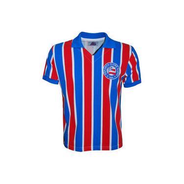 Camisa Liga Retrô Bahia 1959 Listrado