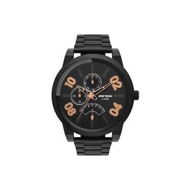 Relógio de Pulso Masculino Mormaii   Joalheria   Comparar preço de ... b0c7c32d74