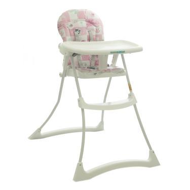 Cadeira de Alimentação Burigotto Bon Appetit XL - Rosa Burigotto