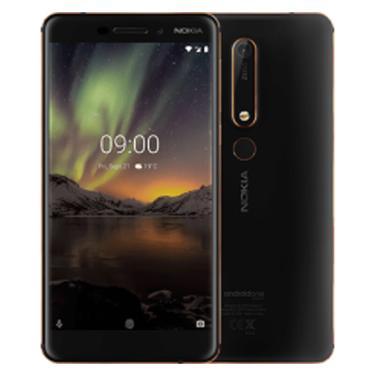 Nokia 6.1 TA-1043 Global Version 5.5 polegadas FHD NFC Android 9.0 Câmeras de 16MP + 8MP 3GB RAM 32GB ROM Snapdragon 630 Banggood