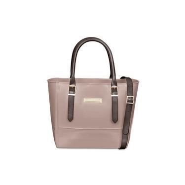 Bolsa Petite Jolie Feminina Daily Bag PJ10012 Taupe