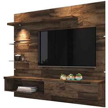 Home Suspenso Ores 1.8 TV até 55 Polegadas 9353 Deck 2V - HB Móveis