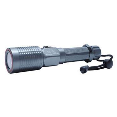 Imagem de Lanterna Tática Recarregável Bivolt 350 Lúmens High Tec 350 - Guepardo LA1000