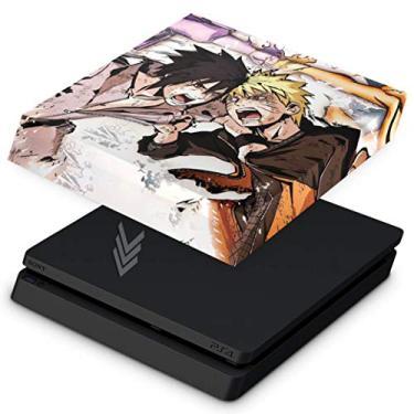 Capa Anti Poeira para PS4 Slim - Naruto