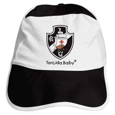 Boné Bebê Vasco Torcida Baby