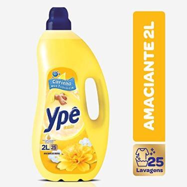 Amaciante De Roupas Tradicional Carinho 2L, Ypê, Amarelo, 2L