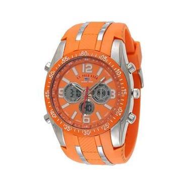 3a88bc631fd53 Relógio Masculino Da U.S. Polo Assn. (Modelo Us9285)
