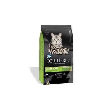 Ração Equilíbrio Para Gatos Castrados 7,5kg