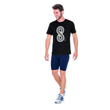 T-Shirt 88, Speedo, P, Preto