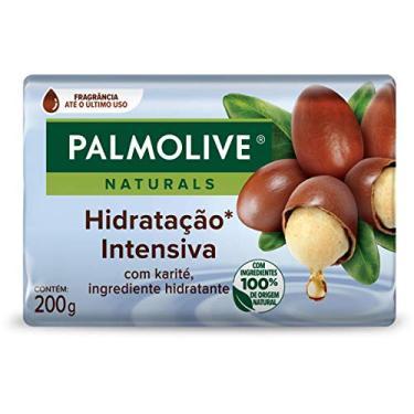 Sabonete em Barra Palmolive Naturals Hidratação Intensiva Karite 200G, Palmolive