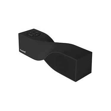 Caixa de Som Bluetooth Isound Twist Mini Preta