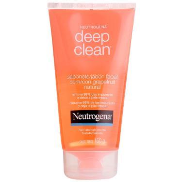 Sabonete Líquido Facial Neutrogena Deep Clean Grapefruit com 150g 150g