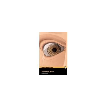 Brave New World - Level 6 - Pack CD MP3 - Penguin Readers - Huxley, Aldous - 9781408274354