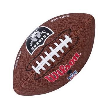 Bola de Futebol Americano NFL Oakland Raiders