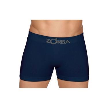 Cueca Boxer Seamless Algodão Zorba 781 P/GG