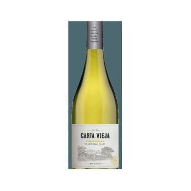 Vinho Branco Chileno Carta Vieja Chardonnay