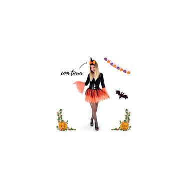 Imagem de Fantasia Bruxa Matilda Adulto Halloween Dia das Bruxas