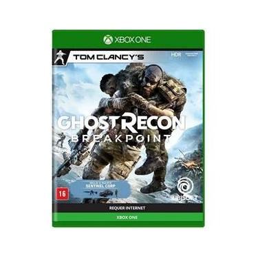 Jogo Midia Fisica Tom Clancys GhostRecon Breakpoint Xbox One