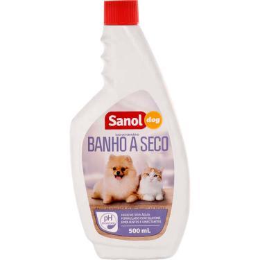 Banho a Seco Sanol Dog -500ml