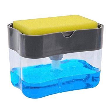 Extaum Dispensador de bomba de sabão,Distribuidor automático da bomba da lavagem da louça do distribuidor distribuidor da bomba detergente