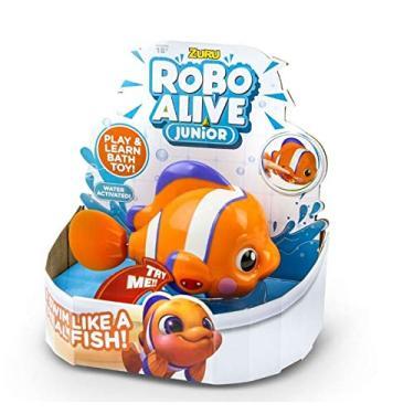 Imagem de Robô Alive Junior Peixinho - DTC