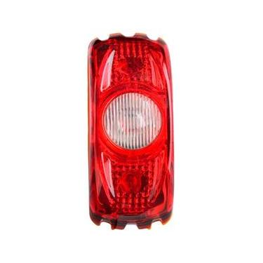 Pisca NiteRider para Bicicleta Traseiro Vista Light Cherry Bomb Tail Light 0.5 Watt