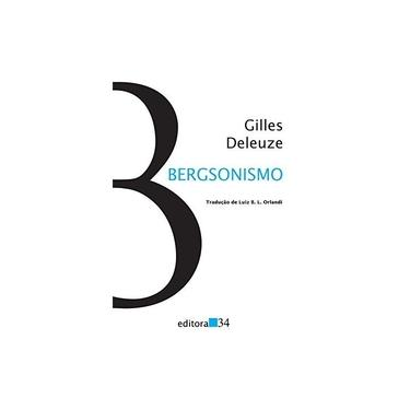 Bergsonismo - Deleuze, Gilles - 9788573261370