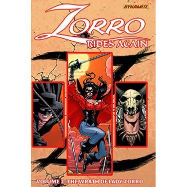 Zorro Rides Again Volume 2: The Wrath of Lady Zorro Tp